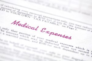 Medical Expense Form For Income Tax